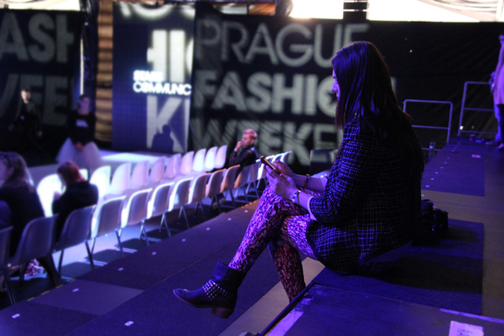 Prague Fashion Weekend - day 1