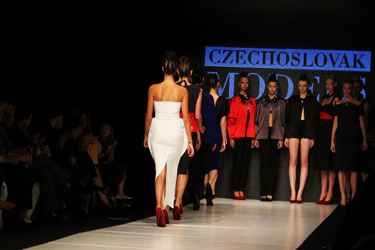 Prague Fashion Weekend - den 3