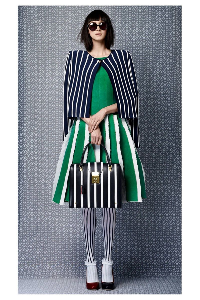 Resort 2014: Thom Browne