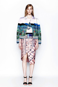 Resort 2014: Mary Katrantzou