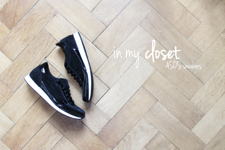 In My Closet - ASOS sneakers