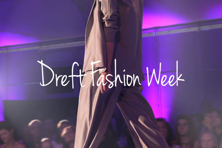 Dreft Fashion Week // Grey woman suit by Denisa Dovalova