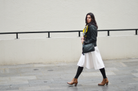 MBPFW 2013 day 2 / what i wore