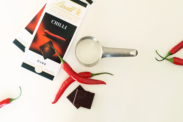 Weekly tip: hot chocolate with chilli!