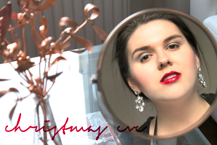 Get ready with me on Christmas Eve!