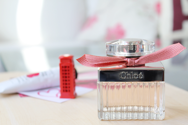 currently love / #valentinesday Chloe Roses De Chloé