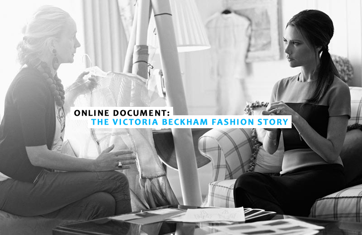 Five Years The Victoria Beckham Fashion Story
