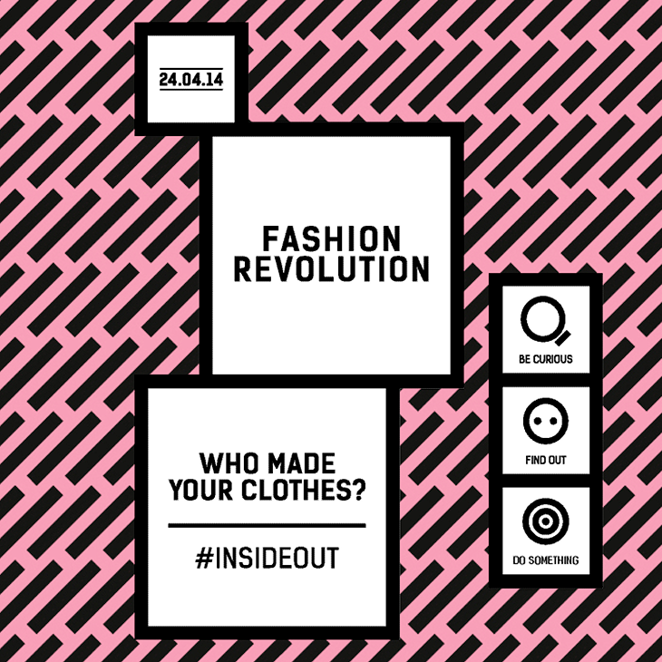 FASHION REVOLUTION / Noste triko #insideout!